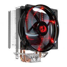 Cooler Para Processador Redragon Reaver Led Vermelho AMD / INTEL