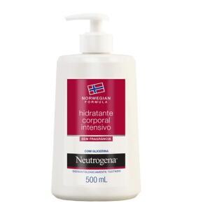 [PRIME - Recorrência] Hidratante Intensivo Corporal Norwegian Sem Fragância, Neutrogena, 500ml