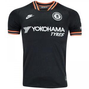 [TAM P] Camisa Chelsea III 19/20 Nike - Masculina
