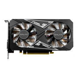 Placa de Video Galax Geforce GTX 1650 EX PLUS 4GB GDDR6 | R$ 1100