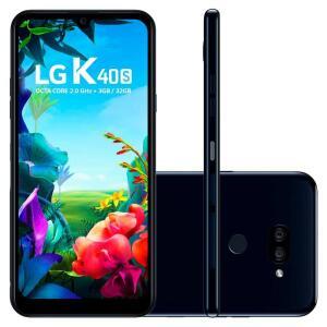 Smartphone LG K40s 32GB Dual Chip   R$778