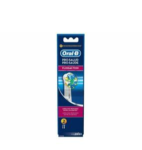 [Clube da Lu+Magalupay R$28] Refil escova elétrica Oral-b FlossAction   R$33