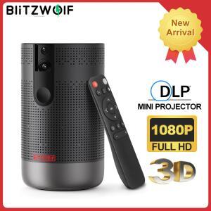 Projetor portátil BlitzWolf BW-VP4 - FullHD, com Android 7.1 e suporte a 3D R$2254