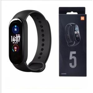(INTERNACIONAL) Xiaomi Mi Band 5 Original Smartband | R$144
