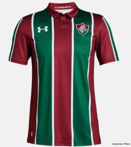 [TAM P] Camisa Fluminense Under Armour | R$51