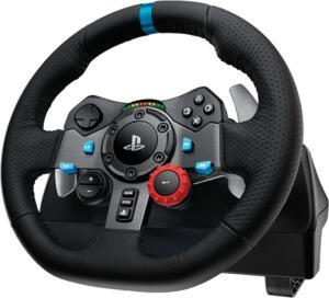 Volante Logitech G29 DRIVING FORCE PARA PS4, PS3 E PC | R$1424