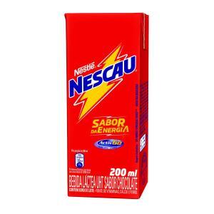 Bebida Láctea NESCAU Prontinho 200ml | R$ 1