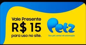 [Samsung Members] R$ 15 grátis na Petz