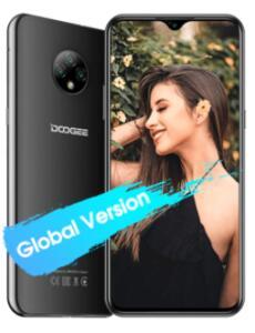 [Aliexpress] Smartphone Doogee x95, 16GB | R$ 354