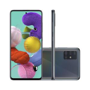 Smartphone Samsung Galaxy A51 128GB PRETO