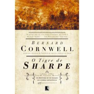 Livro - O tigre de Sharpe (Vol.1) | R$11
