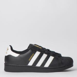 Tênis Adidas Superstar Foundation Preto Branco | R$ 199
