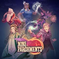 ( PSN ) Nine Parchments - Game PS4