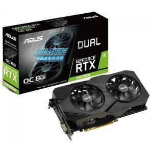 Asus GeForce RTX 2060 Super Evo V2 Dual, 8GB GDDR6, 256Bit, DUAL-RTX2060S-8G-EVO-V2