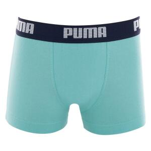 Cueca Boxer Cotton Puma Infantil - Tam. P | R$ 7