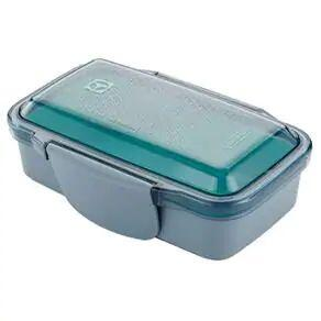 Lunch Box Electrolux em PS e AS – Verde/Cinza | R$ 23