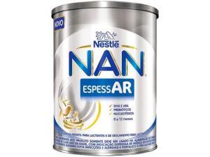 Fórmula Infantil Nestlé Espessar NAN Integral - 800g  R$ 33