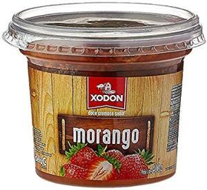 [PRIME]Doce Cremoso Sabor Morango Xodon 400g - R$4,64
