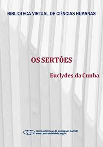 Ebook Os Sertões, por Euclides da Cunha.