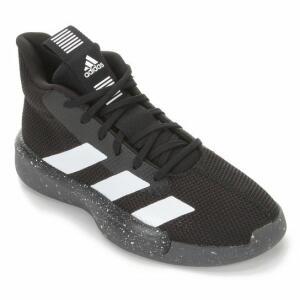 Tênis Adidas (CUSTAVA R$349,90) Pro Next 2019 Unissex Preto+Branco