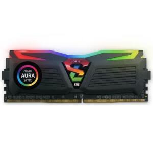 Memória Geil Super Luce, RGB, 8GB 3000Mhz, DDR4, CL16 - R$290