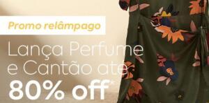 Dafiti com até 80% OFF nas marcas: Lança Perfume, Cantão e Forum