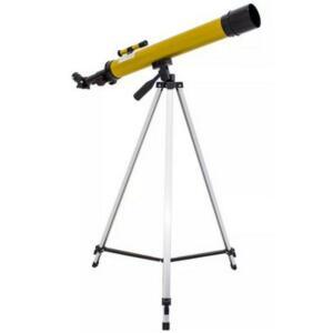 Telescópio Astronômico Refrator Profissional 50/100x Tripé 19013 - Lorben | R$ 199