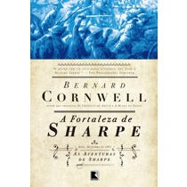 Livro - A fortaleza de Sharpe (Vol.3) | R$15
