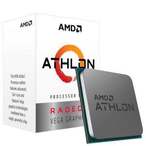 [APP + AME R$413] Processador AMD Athlon 3000G YD3000C6FHBOX | R$ 458