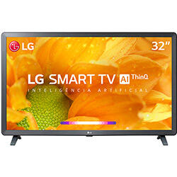 [CC Sub] Smart TV Led 32'' LG 32LM621C HD Thinq AI - R$1.069
