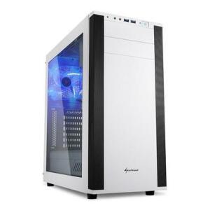 Gabinete ATX Sharkoon Som Virtual 7.1 Integrado, USB 3.0, Branco - M25-W