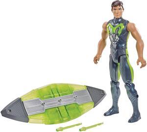 Max Steel Lançador Aquático Cinza Mattel Cinza | R$63