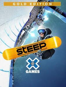 Steep X Games - Gold Edition - PC Ubisoft