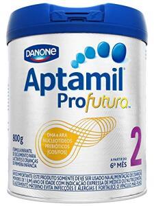[PRIME] Fórmula Infantil Aptamil Profutura 2 Danone Nutricia 800g R$ 55