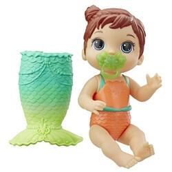 [Sub Prime] Boneca Baby Alive Linda Cauda Morena - E5851 - Hasbro   R$ 100