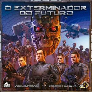 Exterminador do Futuro Board Game R$199