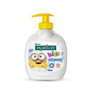 Sabonete líquido Palmolive Minions Kids 240ml