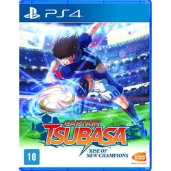 CAPTAIN TSUBASA RISE OF THE NEW CHAMPIONS - PS4   R$ 163
