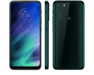 (App volta 100) Smartphone Motorola One Fusion 64gb verde | R$ 1.529
