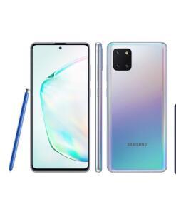 [ CLUBE DA LU + APP ] Smartphone Samsung Galaxy Note 10 Lite 128GB | R$ 1.799