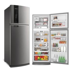 Refrigerador Brastemp 500L Frost Free Duplex 2 Portas Evox BRM57AK