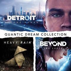 [PS4] Jogo - Quantic Dream Collection   R$53