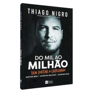 Livro Do Mil ao Milhão | R$20
