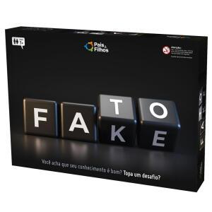Jogo Fato ou Fake - Pais e filhos