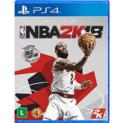 Game - NBA 2K18 - PS4   R$30