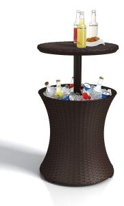 Cool Bar Rattan Keter Marrom