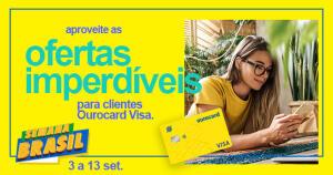 Semana Brasil 2020 do Banco do Brasil