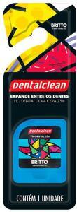 Fio Dental 25m, sabor menta -Dentalclean