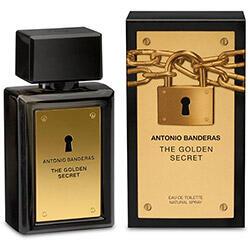 [AME R$ 89] Perfume The Golden Secret Eau de Toilette Antonio Banderas 100ml   R$ 149