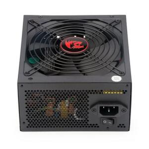 Fonte Redragon RGPS 600W, 80 Plus Bronze, PFC Ativo, Modular, GC-PS003